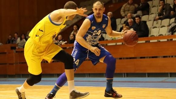 Баскетболният Спартак (Плевен) си осигури услугите за новия сезон на