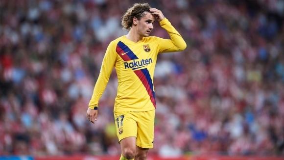 Антоан Гризман избра №17 след идването си в Барселона, защото