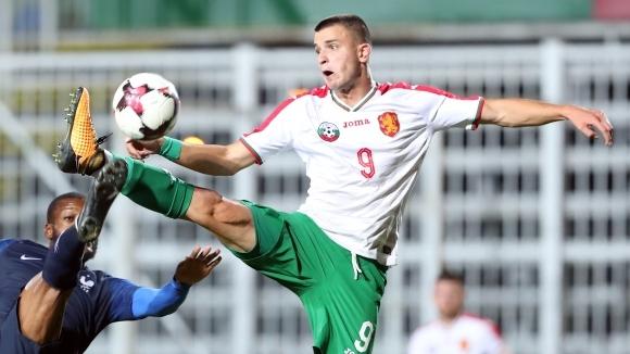 Снимка: Пуснаха билетите за мача на младежите с Русия