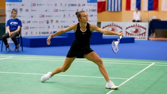 Българката Мария Мицова отпадна в първия кръг на сингъл на
