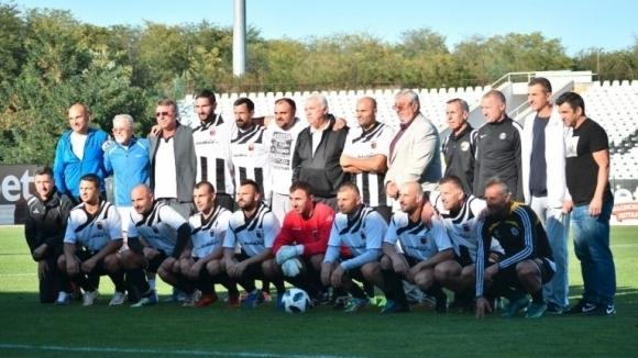 Ветераните на Локомотив (Пловдив) ще изиграят приятелска среща срещу ветераните