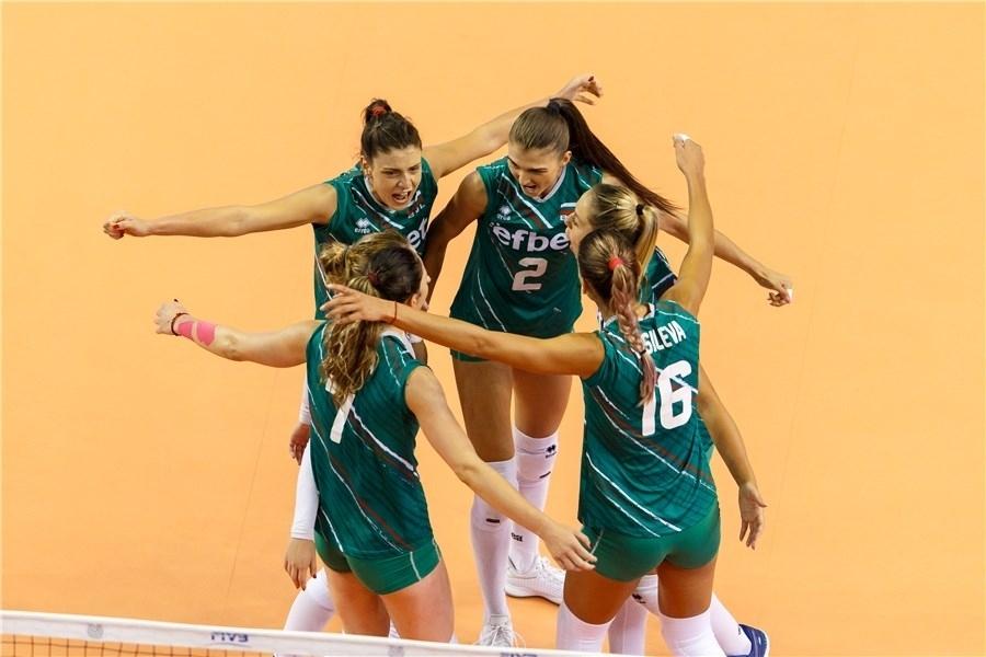 Женският национален отбор на България, който е воден от Иван