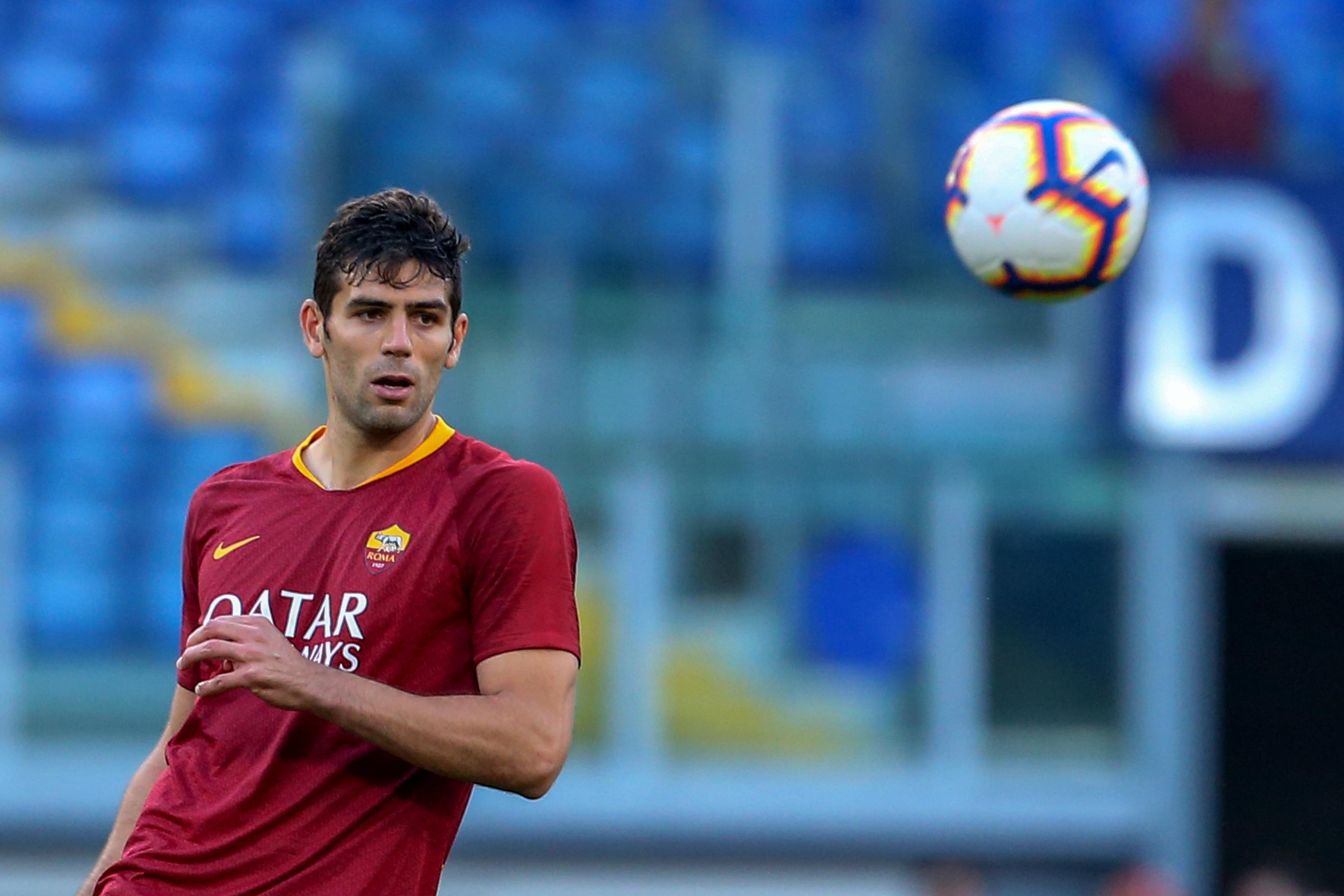 Рома продължи договора на аржентинския защитник Федерико Фацио до лятото
