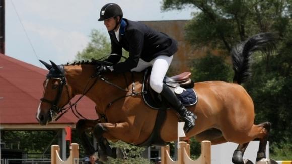 Снимка: България с четвърто място на европейския шампионат по конен спорт