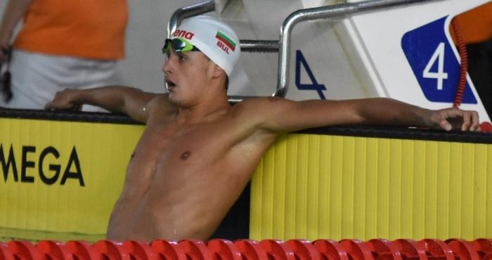 Йордан Янчев приключи участието си на второто си световно първенство