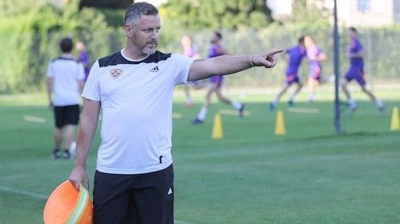 Помощник-треньорът на Марибор Саша Гайсар е оптимист, че словенският шампион