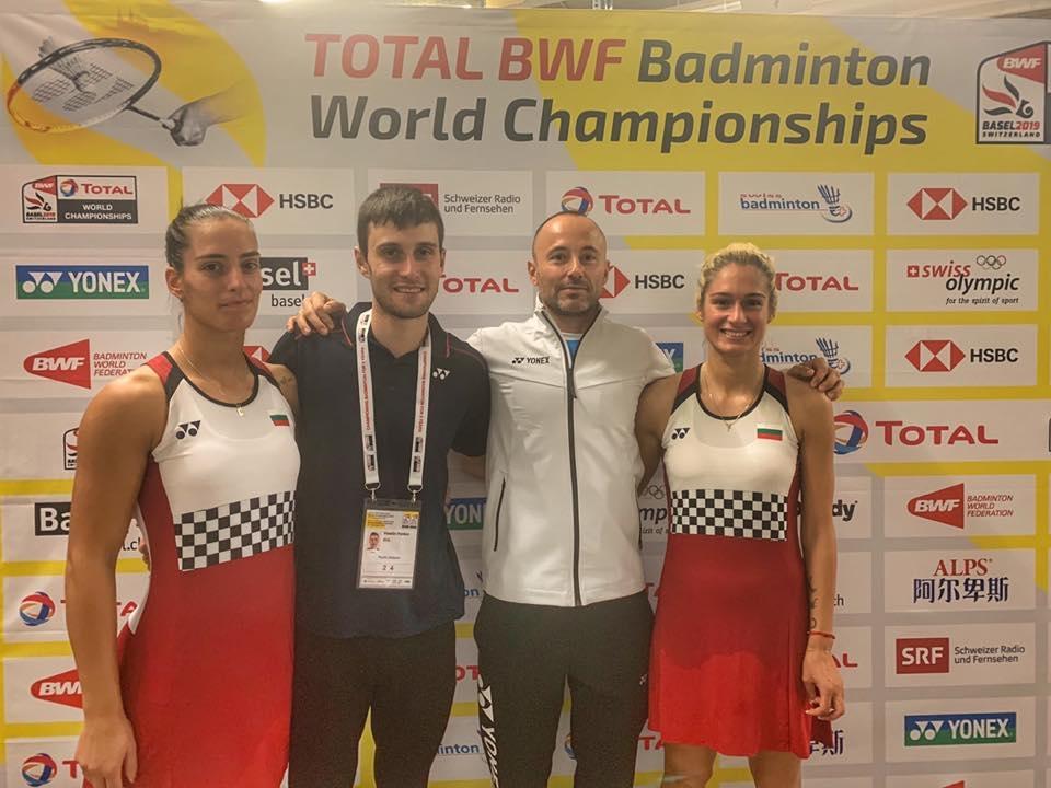 Габриела и Стефани Стоеви стартираха с победа участието си на