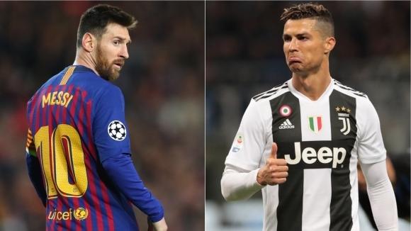 Лионел Меси или Кристиано Роналдо, кой е по-добрият от двамата?