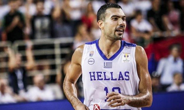 Старши-треньорът на мъжкия национален отбор по баскетбол на Гърция -