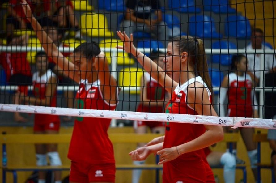 Снимка: Националките U18 с втора победа на Балканиадата в Босна и Херцеговина