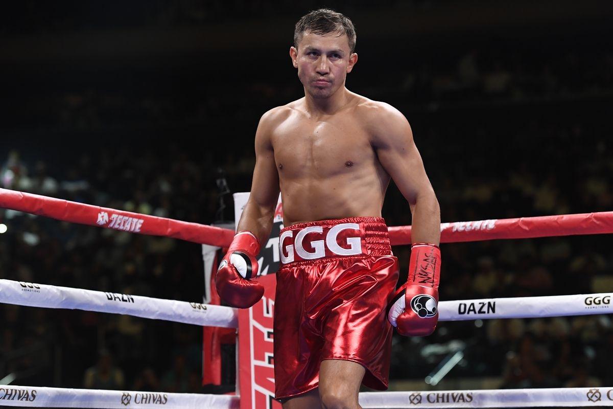 Сергей Деревянченко (Укр) е следващият съперник на Генади Головкин (Каз).
