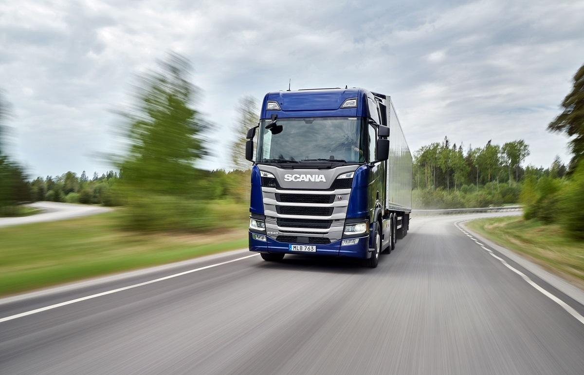 Гамата от водещи в индустрията 13-литрови двигатели на Scania вече