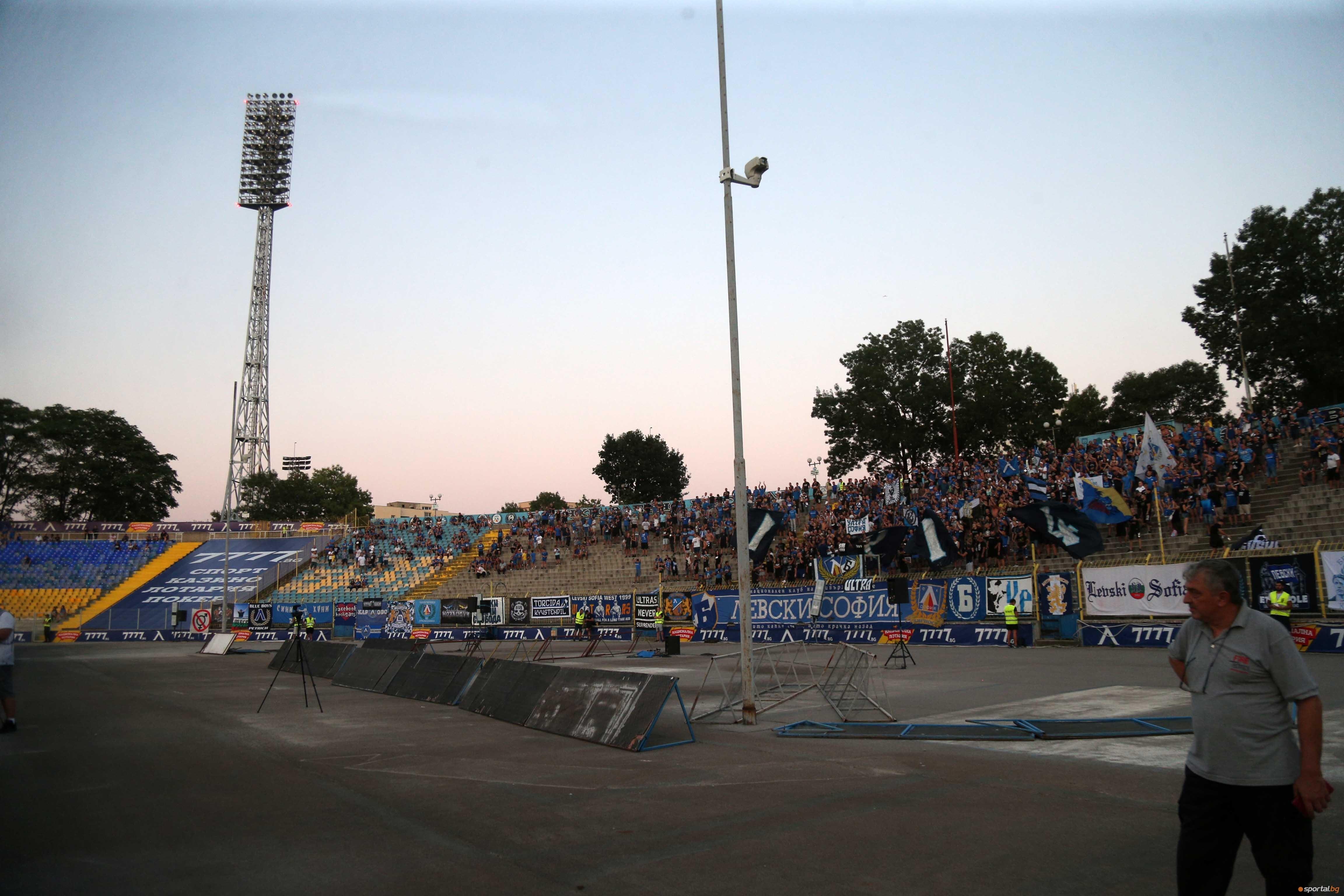 Левски пусна в продажба билетите за мача от efbet Лига
