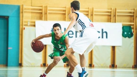 Националният отбор на България за момчета до 14-годишна възраст (родени