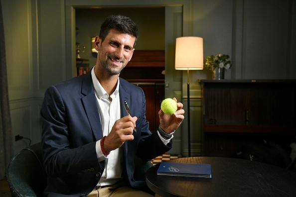 Лидерът в световната ранглиста Новак Джокович ще започне защитата на