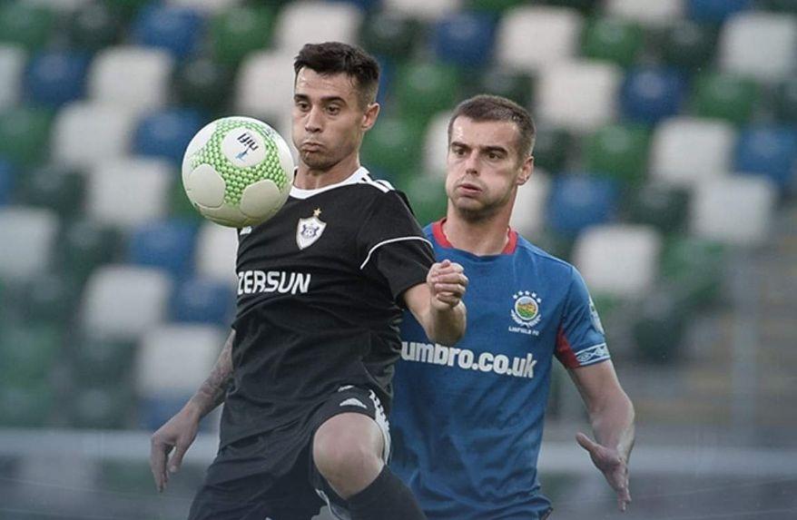 Линфийлд победи Карабах с 3:2 в първия мач от плейофа