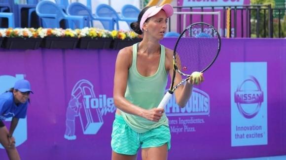 Александрина Найденова записа впечатляваща победа по пътя към полуфиналите на