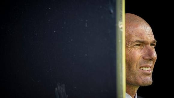 Старши треньорът на Реал Мадрид Зинедин Зидан не вярва, че