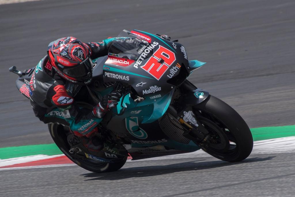 Защитаващият титлата си от 2018 година в MotoGP Марк Маркес