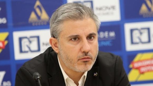 Днес изпълнителният директор на ПФК Левски Павел Колев празнува своя