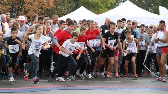 Повече от 400 души са заявили участие в Лудогорския маратон.