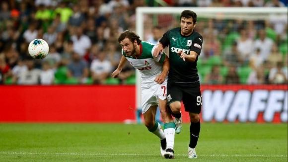 Отборите на Краснодар и Локомотив (Москва) завършиха 1:1 в централния