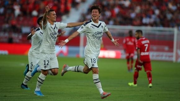 Отборът на Бордо постигна първа победа за сезона в Лига