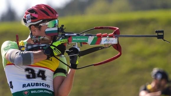 Красимир Анев влезе в топ 6 на спринта на 7,5