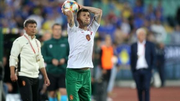 Българският национал Страхил Попов игра като титуляр при загубата на