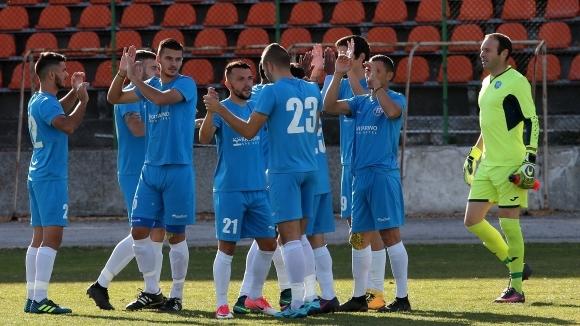 Отборът на ФК Кюстендил допусна първа загуба в новия сезон