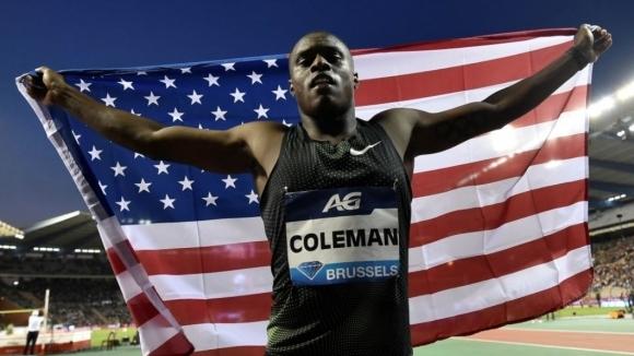 Спринтьорът Крисчън Колман има насрочено изслушване на 4-и септември, когато