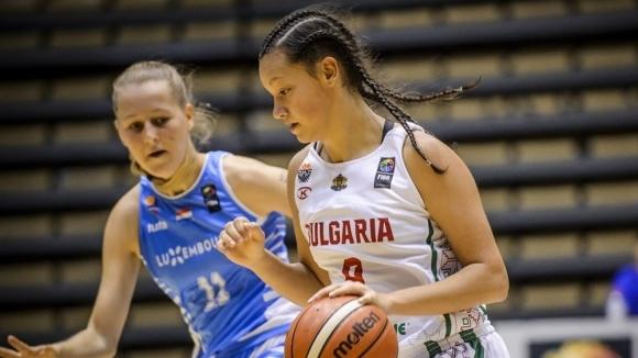 Крилото на България Илияна Георгиева завърши като топреализатор на ЕвроБаскет