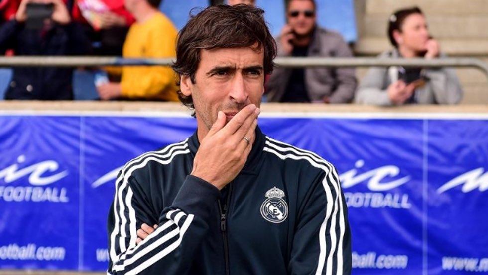Легендата на Реал Мадрид Раул Гонсалес Бланко дебютира с равенство