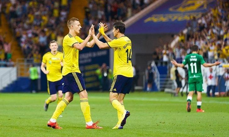 Отборите на Ростов и Рубин изиграха един от най-интересните мачове