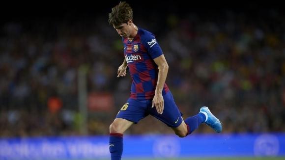 Левият бек на Барселона Хуан Миранда ще облече екипа на
