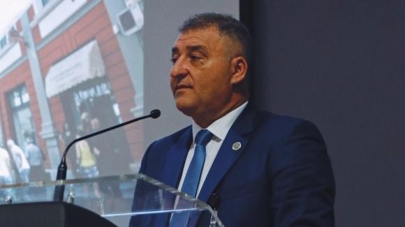 С пълно единодушие президентът на Българската федерация по Таекуон-До ITF