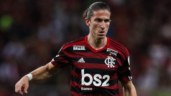 Доскорошният ляв бек на Атлетико Мадрид Филипе Луиш разкри, че