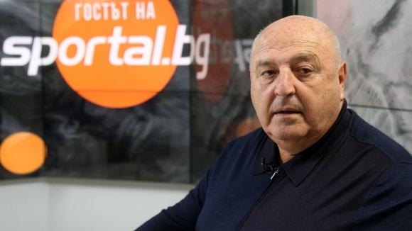 Президентът на Славия Венцеслав Стефанов се изказа остро по адрес