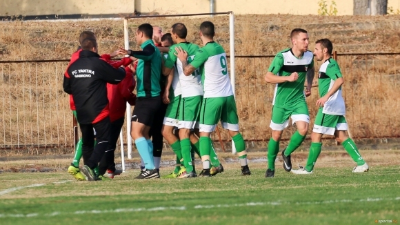 Янтра 2019 (Габрово) победи с 1:0 гостуващия му Партизан (Червен