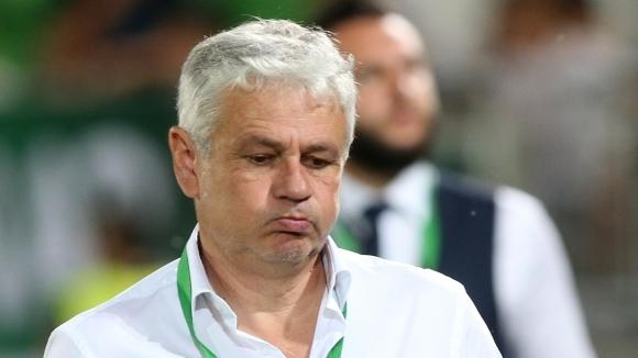 Собствениците на Лудогорец Кирил и Георги Домусчиев уволниха Стойчо Стоев.