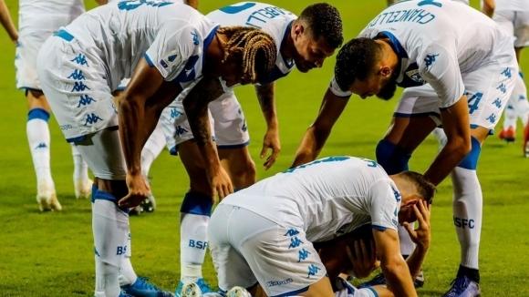 Отборът на Каляри тръгна със загуба през новия сезон в