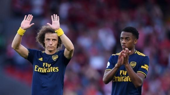 Централният защитник на Арсенал Давид Луис твърди, че е дошъл