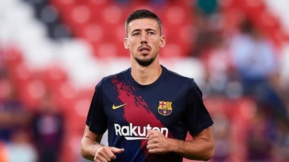 Централният защитник на Барселона Клеман Лангле смята, че Усман Дембеле