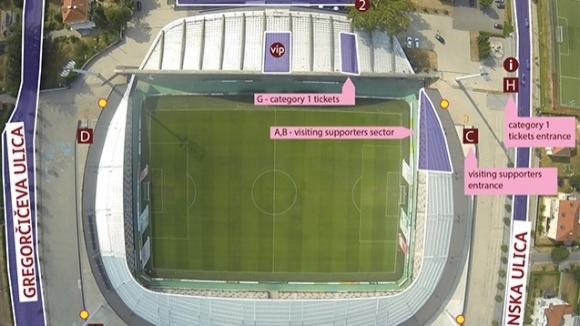 ПФК Лудогорец предоставя полезна информация за всички фенове на тима,