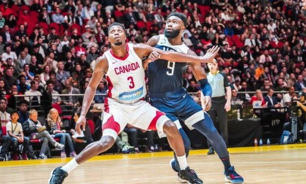 Мъжкият национален отбор по баскетбол на САЩ завърши по най-добри