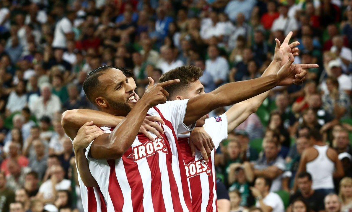 Олимпиакос ще играе за 19-и път в групите на Шампионската