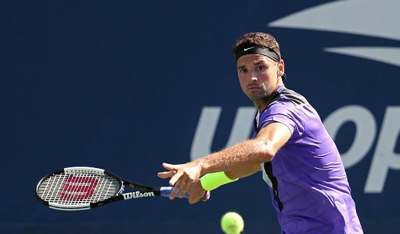 Най-силният ни тенисист Григор Димитров ще изиграе мача си от