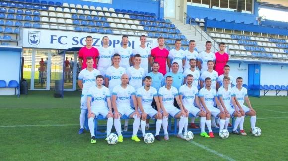 Отборите на Черноморец (Бургас) и Марица завършиха при резултат 1:1