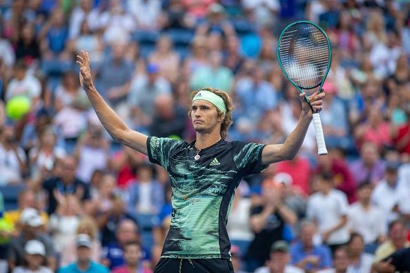 Александър Зверев си осигури място на осминафиналите на US Open,