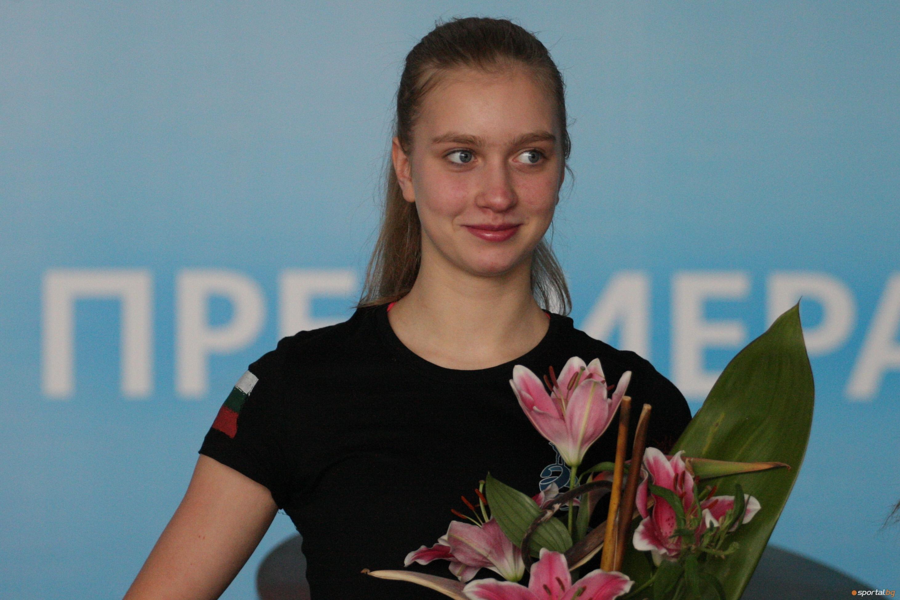 Българката Александра Фейгин се класира на 11-а позиция на турнира